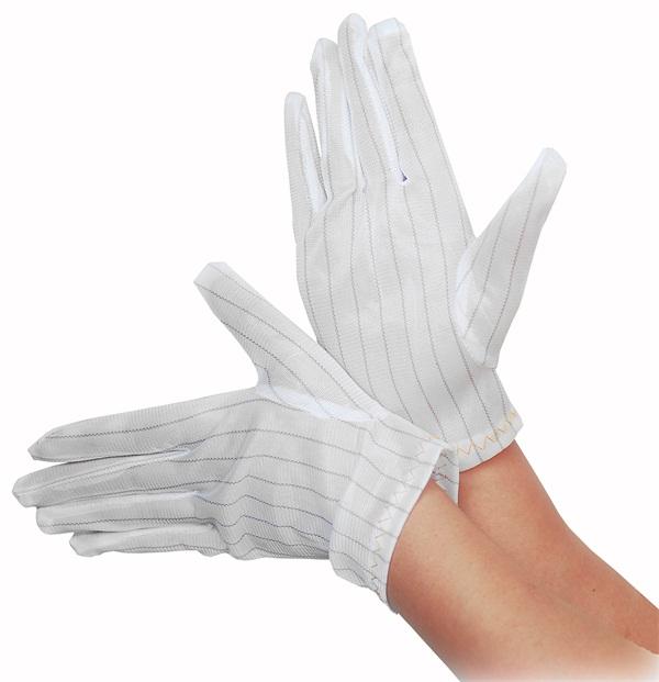 Anti-static striped gloves 002