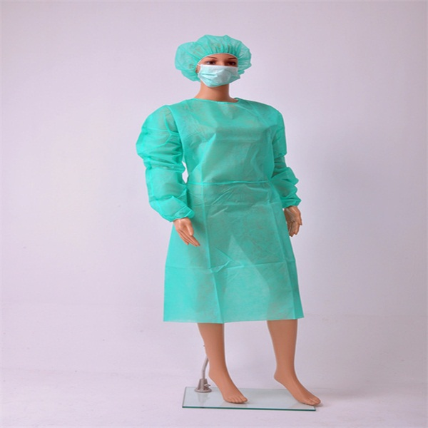 Disposable protective clothing  001