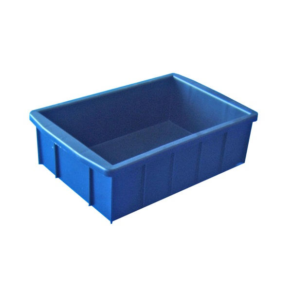 Electrostatic turnover box